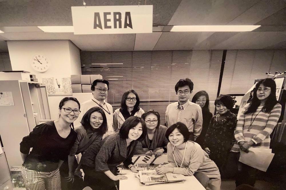 定年まで勤めるつもりだった朝日新聞社を退職し、ベンチャー企業を経て独立した今、目の前に広がる心地よい風景(浜田敬子さん/ライフシフト年齢50歳)